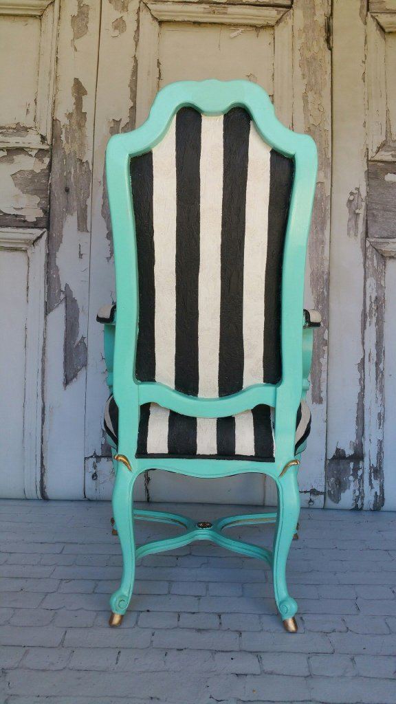 Mermaid Chair Back | Tracey's Fancy