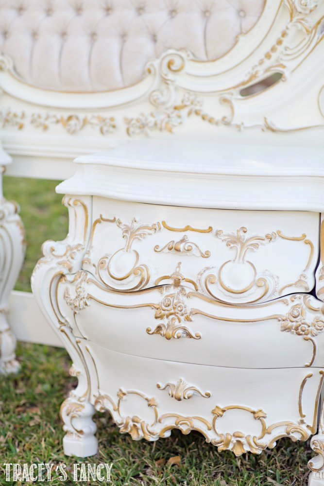 Painted Whimsical Furniture Makeovers by Tracey's Fancy