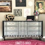 Elegant Whimsical Dresser Traceys Fancy
