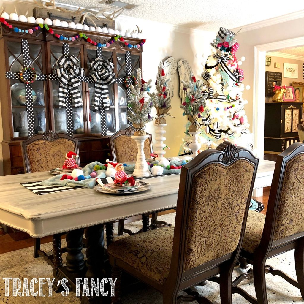 Whimsical Christmas tree | Tracey's Fancy