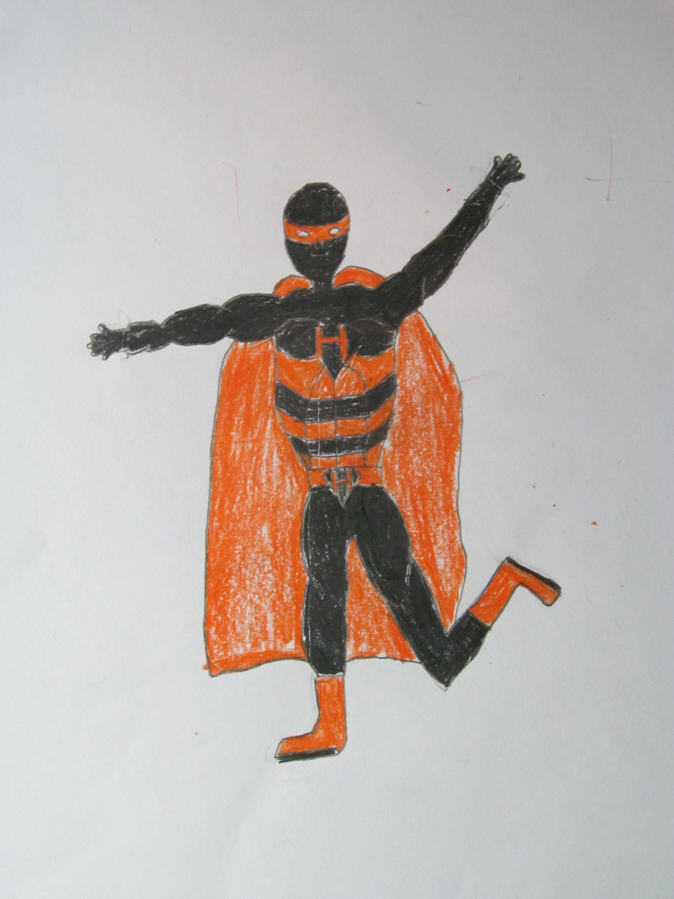 Superhero Lesson
