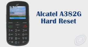 How to Factory Reset / Hard Reset Tracfone Alcatel OneTouch A382G