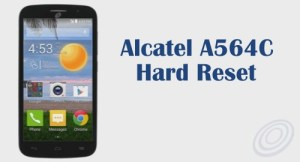 How to Factory Reset / Hard Reset Tracfone Alcatel OneTouch A564C