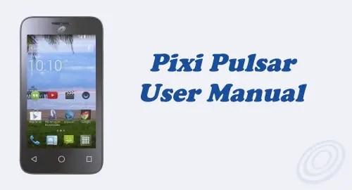 Tracfone Alcatel Pixi Pulsar (A460G) User Manual Guide