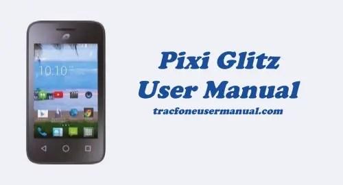 Alcatel Pixi Glitz A463BG User Manual Guide