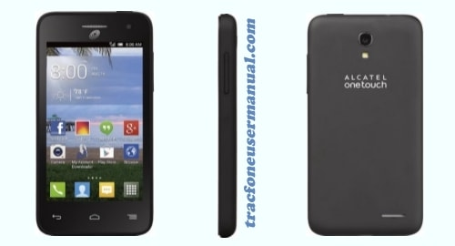 Tracfone Alcatel Pop Star A845L Review (Specs and Feature)