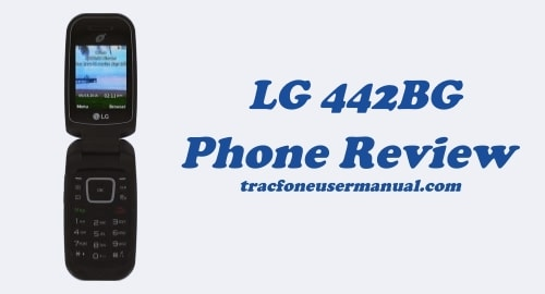 TracFone LG 442BG Phone Review (Specs and Feature)