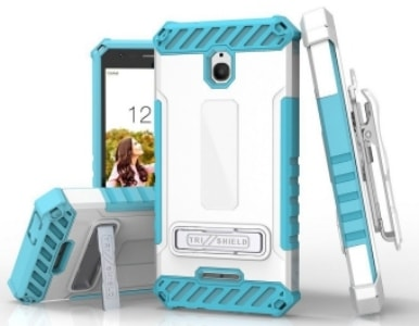 Alcatel PIXI Bond Heavy Duty Case by NageBee