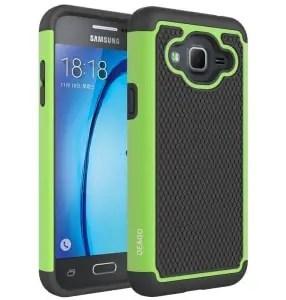 Samsung Galaxy Sky Heavy Duty Case by OEAGO