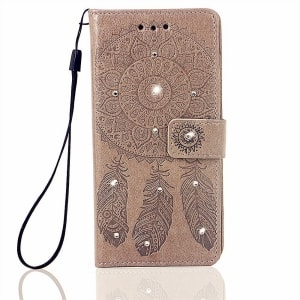 Samsung Galaxy Sky Leather Wallet Case by XKAUDIE