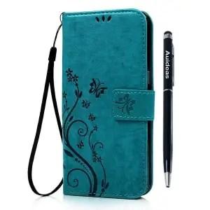 LG Premier Fashionable Wallet Case by Auideas