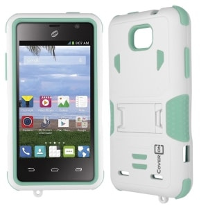 ZTE Paragon Dura Shield Series Case by CoverON