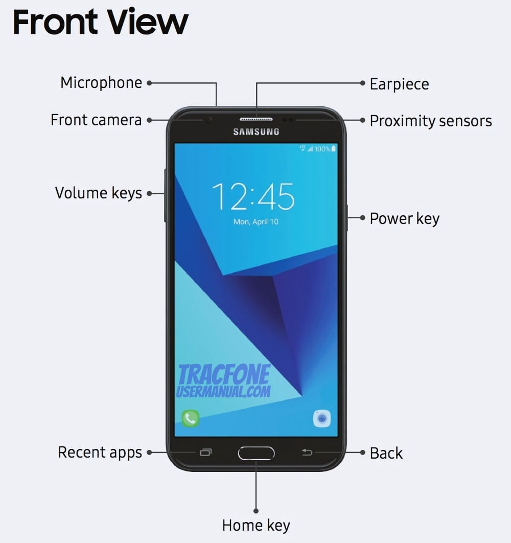TracFone Samsung Galaxy J7 Sky Pro S727VL Review (Specs and Feature)