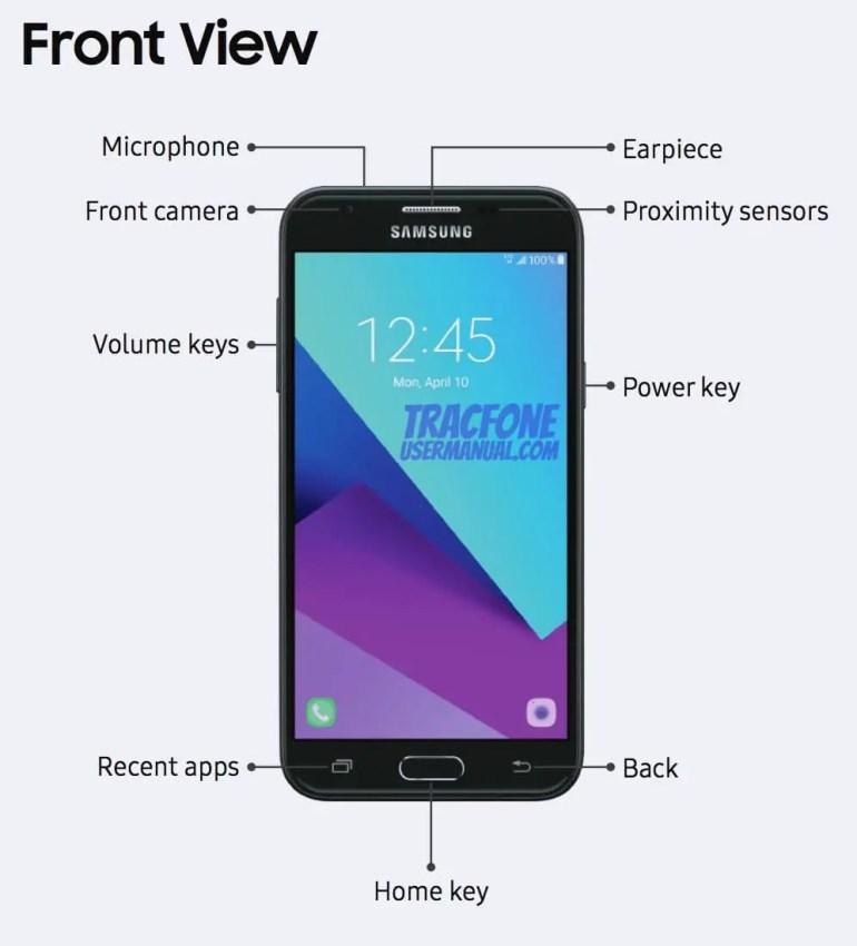 Galaxy Luna Pro Front View