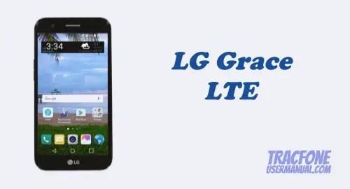 TracFone LG Grace LTE L59BL