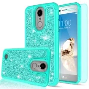 LG Rebel 2 Glitter Cute Design Case by LeYi
