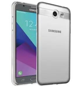 Samsung Galaxy J3 Luna Pro Slim Thin Case by OEAGO