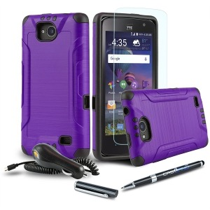 ZTE Majesty Pro Brushed Series Case by CaselandUSA