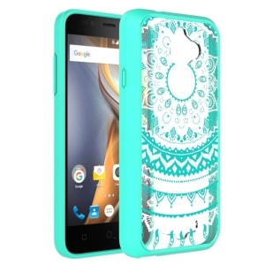 Coolpad Catalys Hard Rubber Case by AnoKe