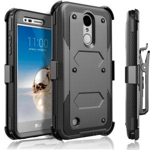 LG Rebel 3 Dual Layer Case by Circlemalls