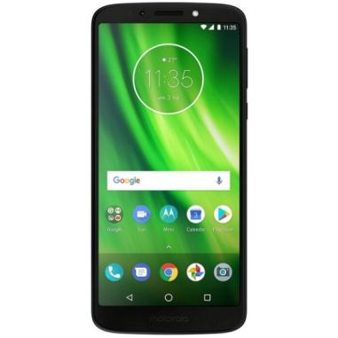 TracFone Motorola Moto G6 Front View