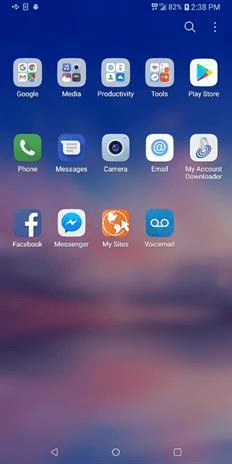 TracFone LG Stylo 4 Apps