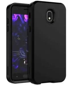 Galaxy J3 Orbit Defender Case Cover by TOPSKY