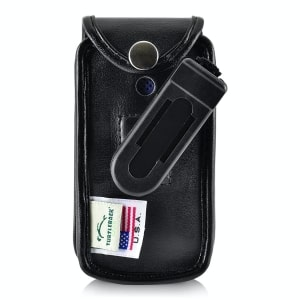 Alcatel MyFlip Fitted Leather Case by Turtleback