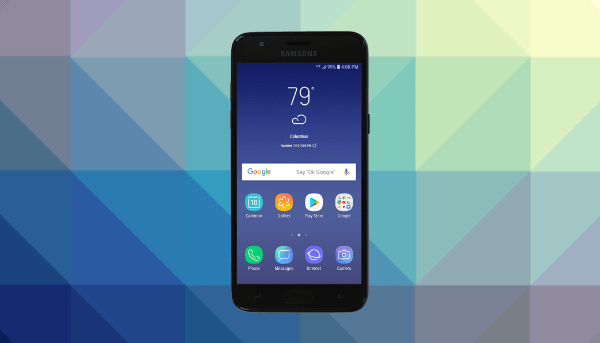 Samsung Galaxy J3 Orbit Review