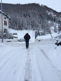 Saas Grund , Switzerland