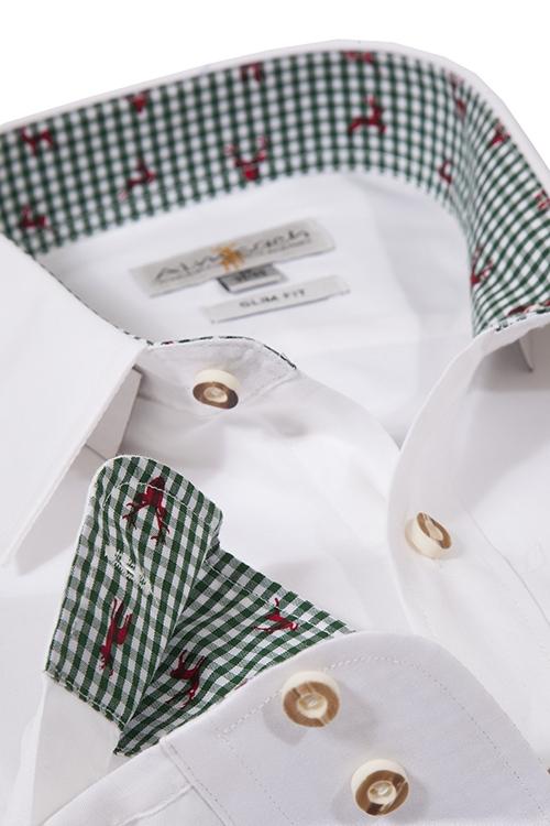 Trachtenhemd Almsach