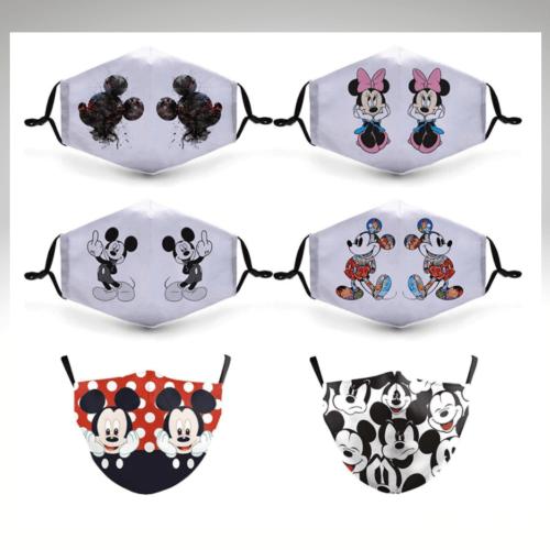 Disney Mehrweg Maske