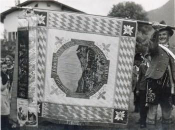 Fahnenweihe 1950
