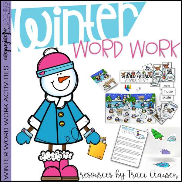 Winter Word Work