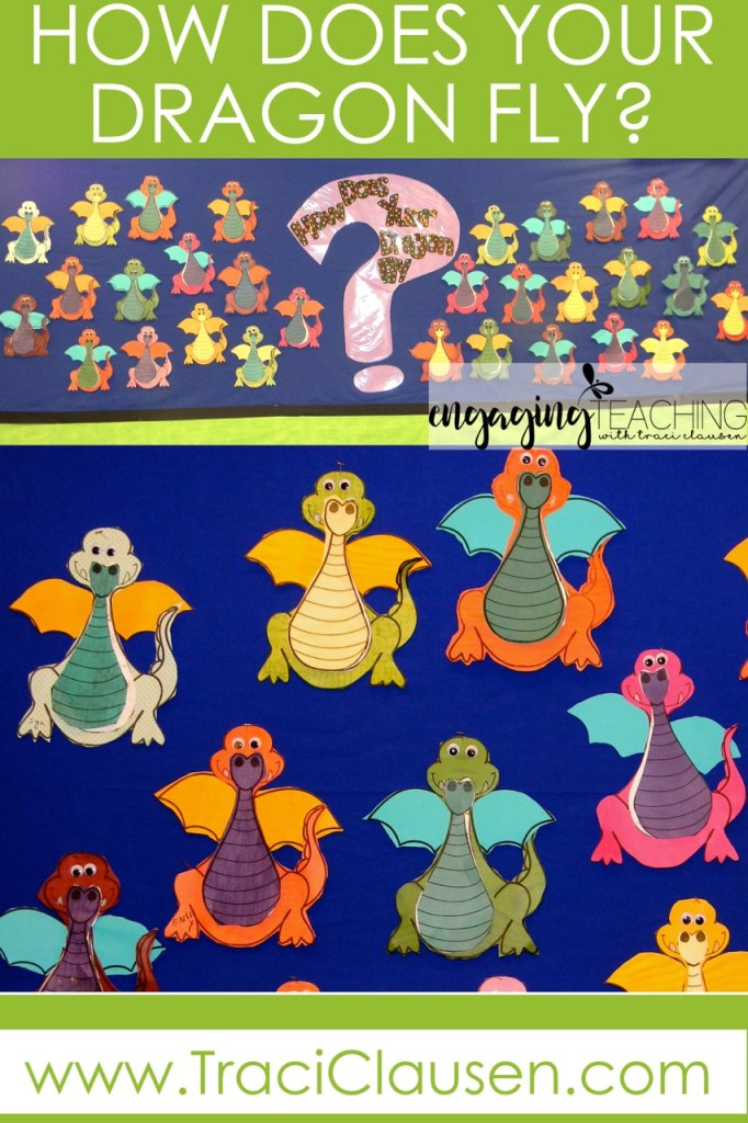 How Does Your Dragon Fy Bulletin Board