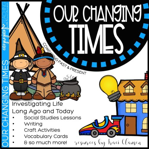 Our Changing Times Resource Cover