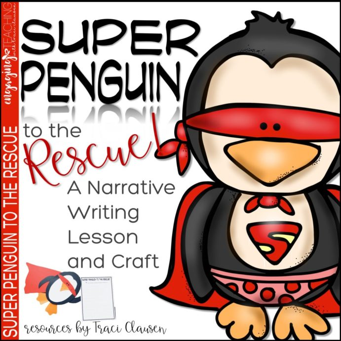 Super Penguin to the Rescue resource cover