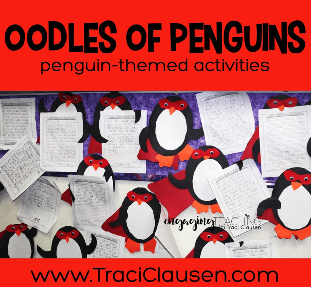 Super Penguin Bulletin Board