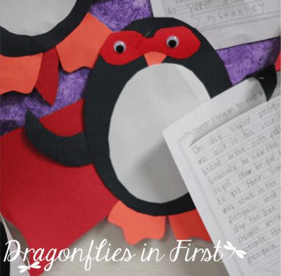Penguins in the classroom - Engaging Teaching with Traci Clausen