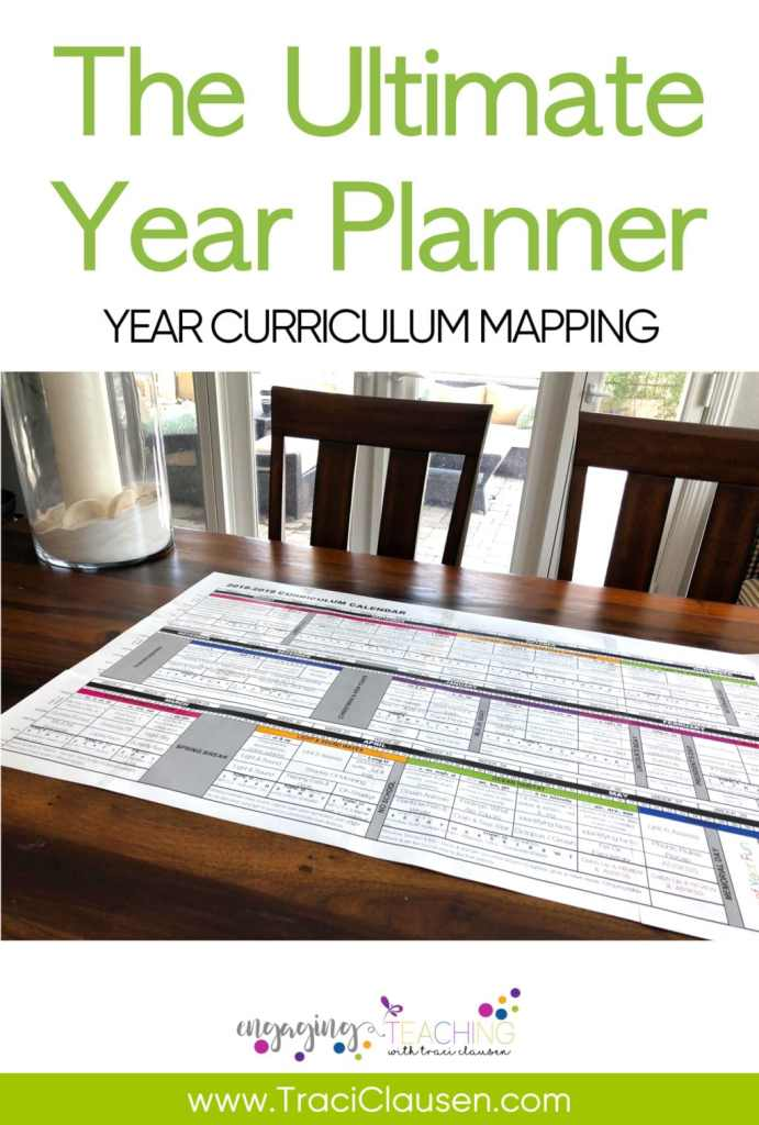 The Ultimate Year Planner