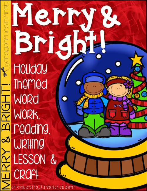 Merry & Bright & ELA Fun!
