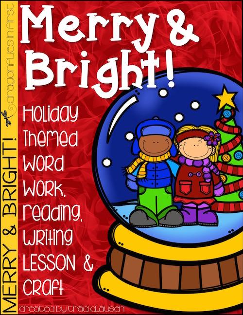 Merry & Bright & ELA Fun!
