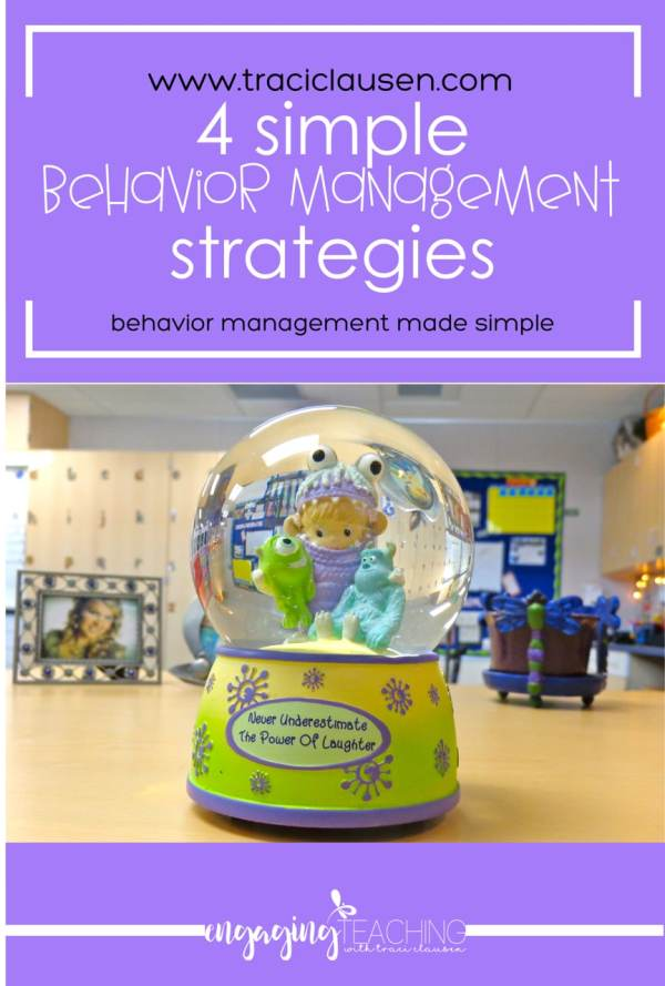Behavior Management Music Box