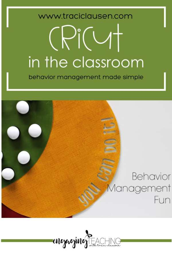 Behavior Management chart