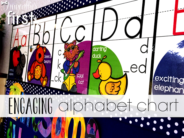 Alphabet and Phonics Cards