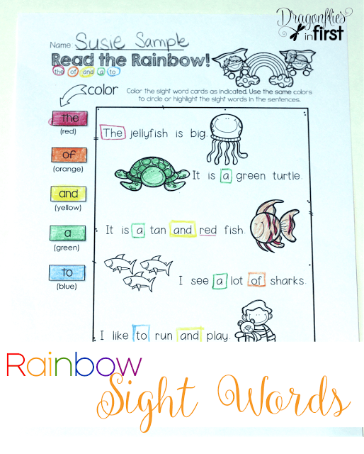 Sight Word Hero - Engaging Teaching with Traci Clausen