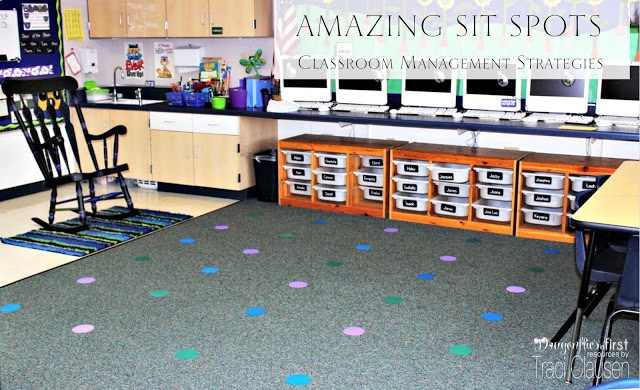 SitSpots for classroom management, rug replacement