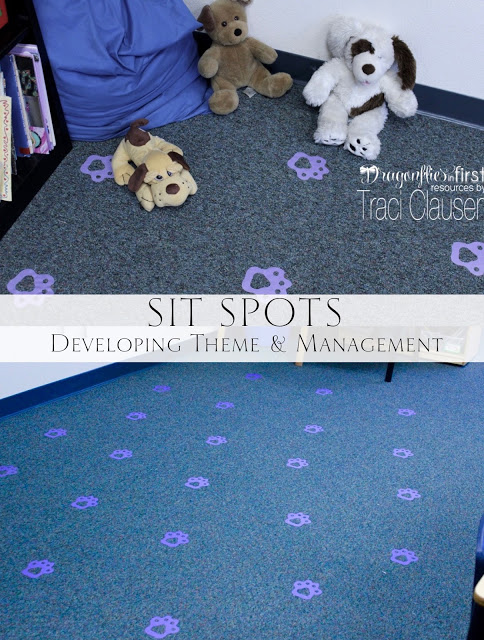 SitSpots for classroom managment
