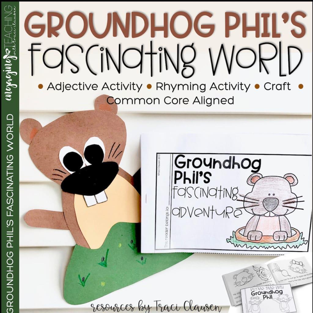 Groundhog Phil Activity