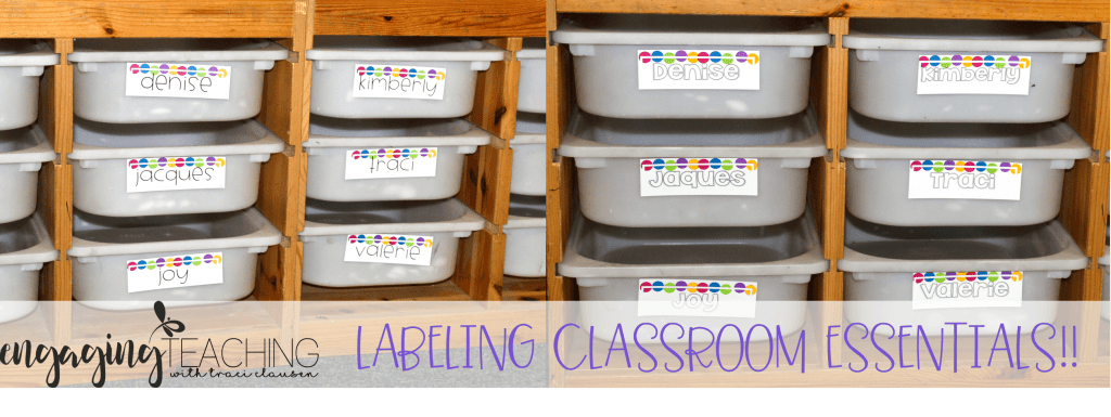 labels - vanilla sherbet classroom essentials